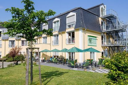villa am buttermarkt seniorenzentrum in adenau. Black Bedroom Furniture Sets. Home Design Ideas