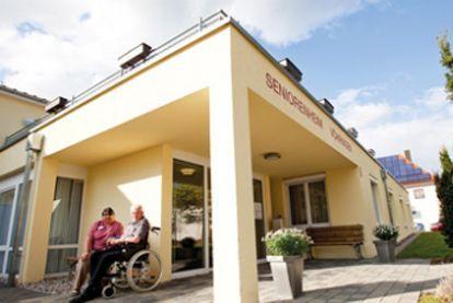 anneliese mey haus altenpflegeheim in oberndorf am neckar. Black Bedroom Furniture Sets. Home Design Ideas