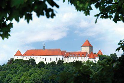 Pro Seniore Schloss Wörth In Wörth An Der Donau