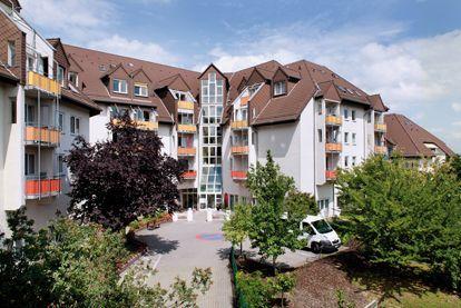 pro seniore residenz frankenh he in hechtsheim. Black Bedroom Furniture Sets. Home Design Ideas