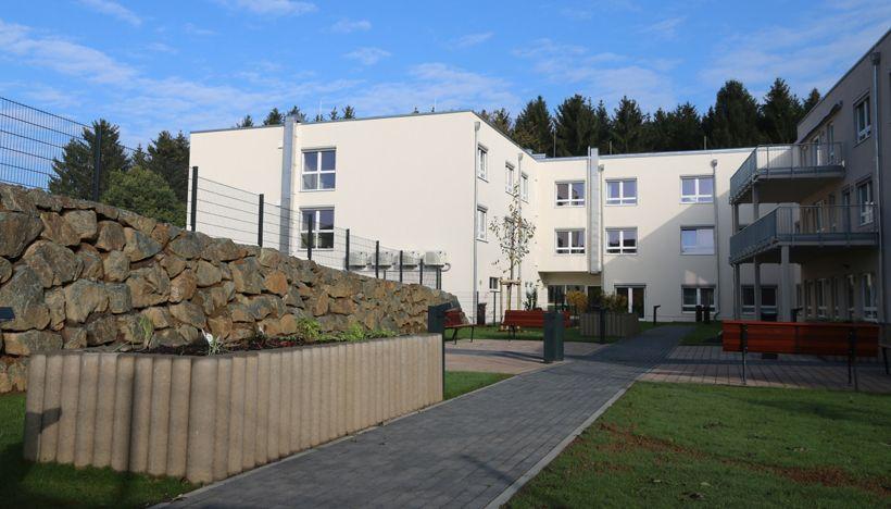 Pflegeheime Schotten Altenheime Pflegeheime und