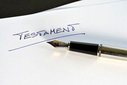 Ein Testament Verfassen Antworten Auf Die Wichtigsten Fragen Rund