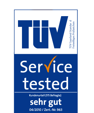 Tuev Logo 2010