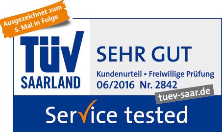 Tuev Logo 2016